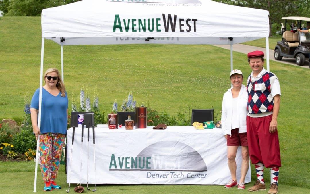 AvenueWest DTC sponsors event for Canada Colorado Association