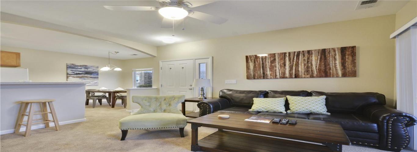 Loveland, Colorado, 2 Bedrooms Bedrooms, ,2 BathroomsBathrooms,Townhome,Furnished,Hahns Peak Dr #102,1055