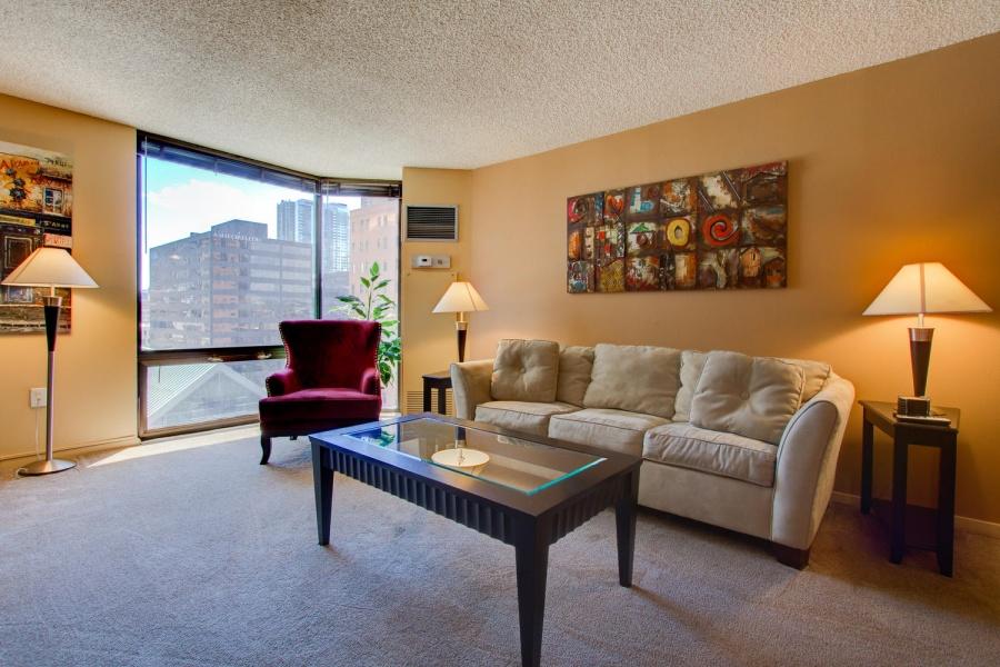 Denver, Colorado, 1 Bedroom Bedrooms, ,1 BathroomBathrooms,Condo,Furnished,Barclay Towers,Larimer,9,1112
