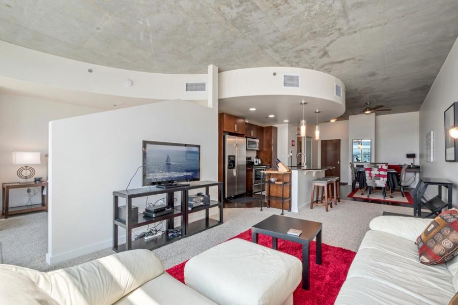 Denver, Colorado, 80202, 1 Bedroom Bedrooms, ,1 BathroomBathrooms,Condo,Furnished,The Spire,14th,27,1134