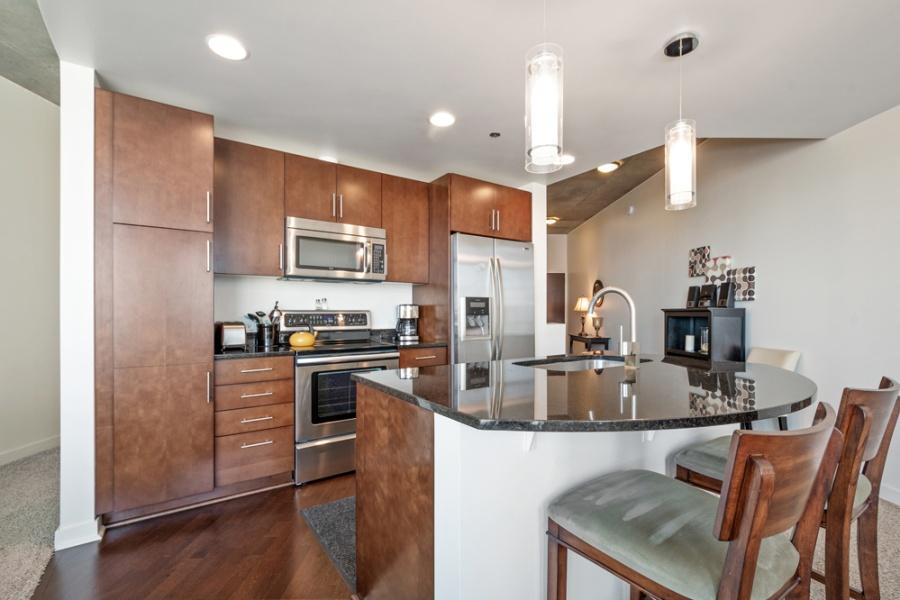 Denver, Colorado, 80202, 1 Bedroom Bedrooms, ,1 BathroomBathrooms,Condo,Furnished,The Spire,14th,28,1136