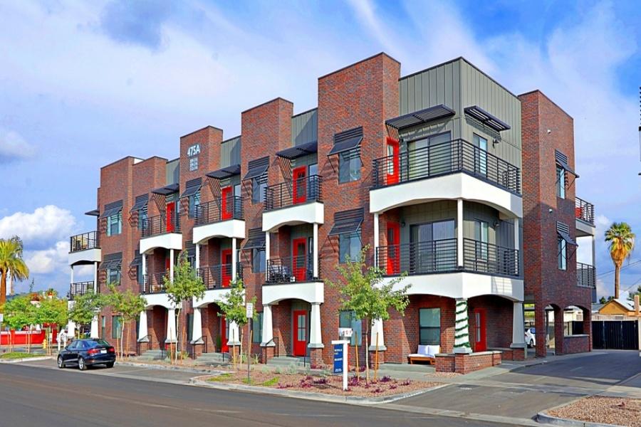 475 N. 9th Street #216, Phoenix, 85006, 1 Bedroom Bedrooms, ,1 BathroomBathrooms,Condo,Furnished,Verde Park,N. 9th,2,1206