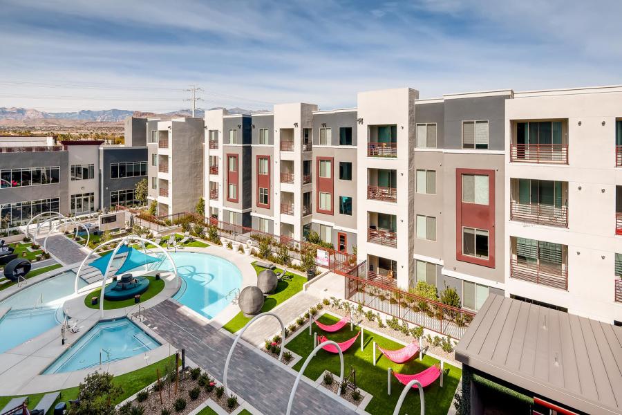 Las Vegas, Nevada, 89147, 1 Bedroom Bedrooms, ,1 BathroomBathrooms,Apartment,Furnished,Hualapai,3,1354