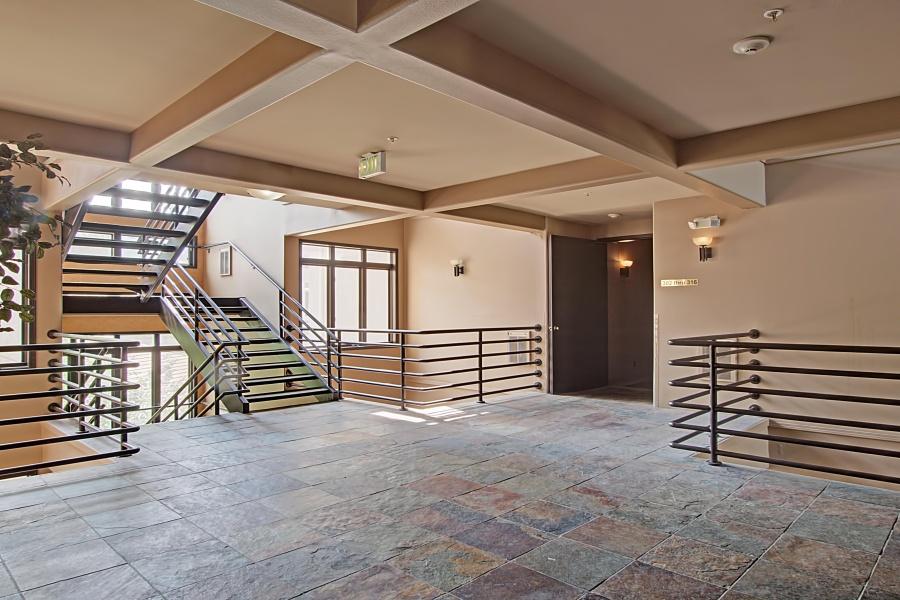 3rd floor foyer- condo 304