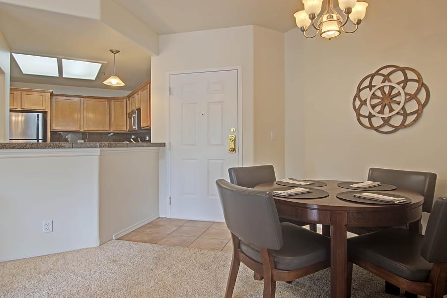 Dinning room- livingroom